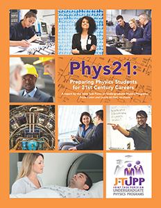 Phys21: Preparing Physics Students for 21st Century Careers