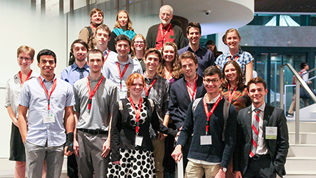 Davidson College SPS Chapter Image
