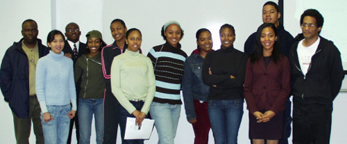 Hampton University SPS Chapter Image