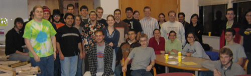 University of Michigan SPS Chapter Image