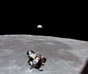 NASA-Apollo Missions image