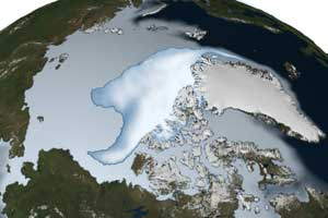 "image credit: <a href="" http://svs.gsfc.nasa.gov/index.html"" target=""_blank"">NASA/Goddard Scientific Visualization Studio</a>; <a href=""http://www.nasa.gov/topics/earth/features/thick-melt.html"" target=""_blank"">image source</a>; <a href=""http://www.compadre.org/informal/images/features/Arctic-ice-large.jpg"" target=""_blank"">larger image</a>"