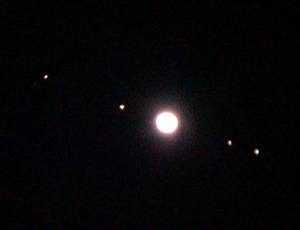 Jupiter's Moons image
