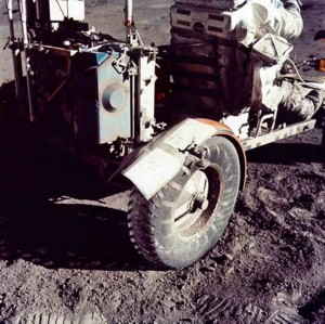 Static Cling on the Moon image
