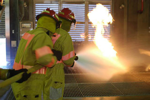 The Physics of Firefighting image