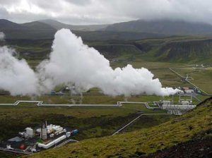 The Geothermal Power Plant image