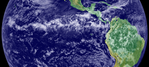 Earth Observatory: The Intertropical Convergence Zone image