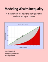 Modeling Wealth Inequality book cover