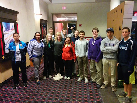 High Point University SPS Chapter Image