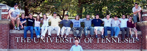 University of Tennessee SPS Chapter Image