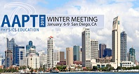 AAPT Winter Meeting 2018