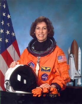 Ellen Ochoa Physicist Profile Detail Page