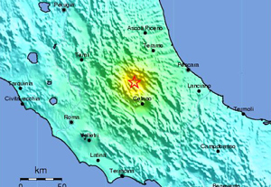 BBC News: Italy's Earthquake History image