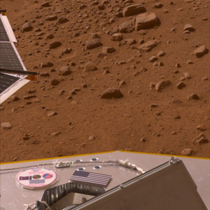 Phoenix Mars Mission image
