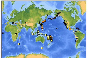 USGS: Earthquake Center image