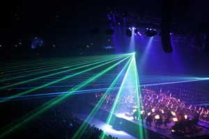 Wikipedia: Laser Lighting Display image