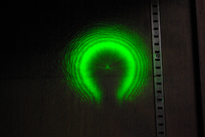 Diffraction Around a Pinhead image