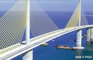 Wikipedia: Cable-Stayed Bridge image
