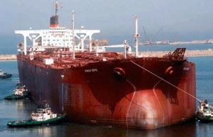 Oil Tanker Size image