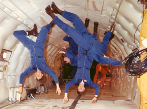 What is Microgravity? image