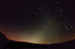 Zodiacal Light image