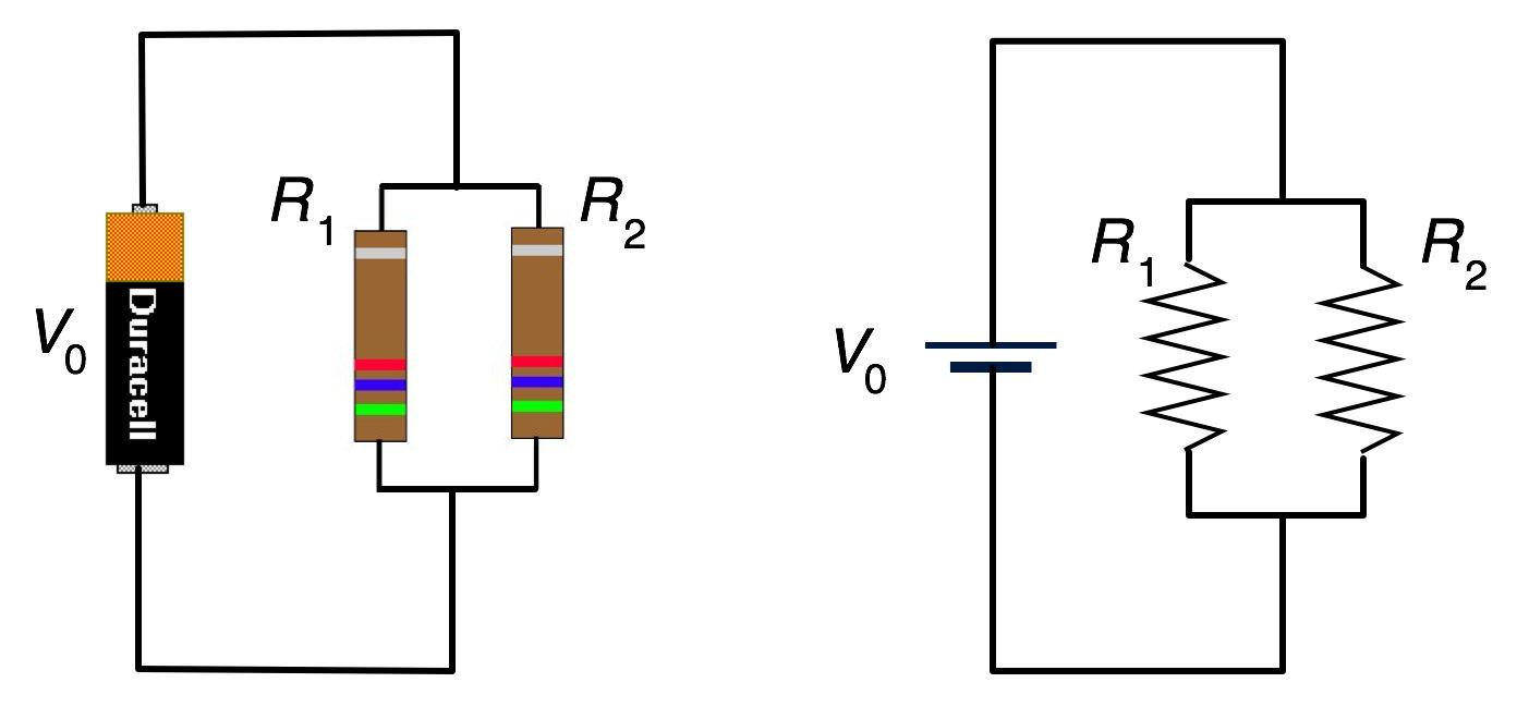 Example: Resistors in parallel - Nexus Wiki