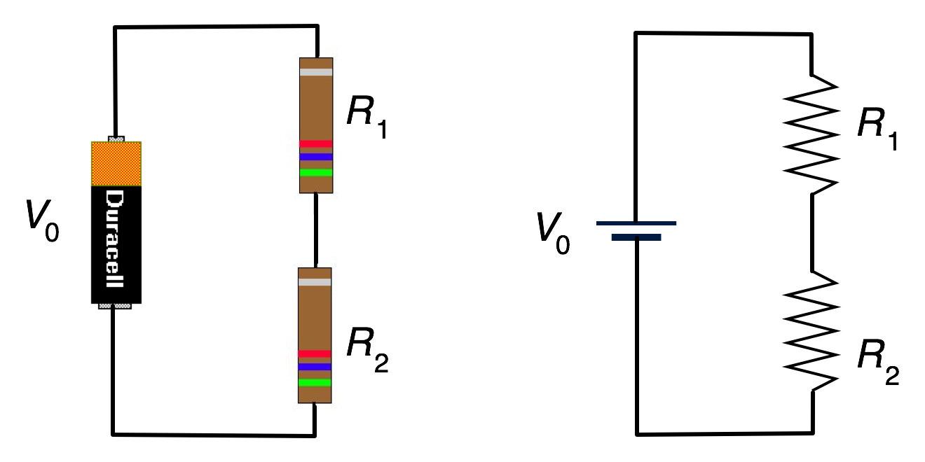 Example: Resistors in series - Nexus Wiki