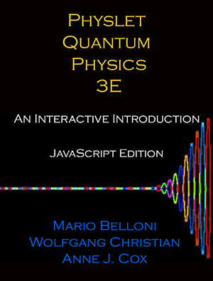 Physlet Quantum Physics